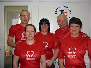 Team T&C BHF
