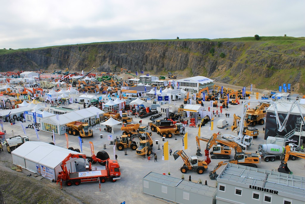Hillhead 2014 taken from the overlook.