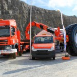 Fleet showcase at Hillhead 2014.