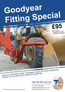 Goodyear Fitting Special - April 2016