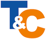 T&C Site Services Logo - Initials Only
