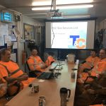 Tyre Safety Talk @ Agg Ind Hulands Quarry
