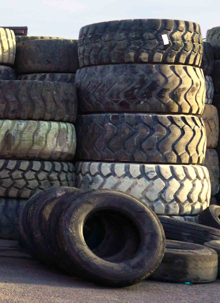 part worn tyres & obsolete stock
